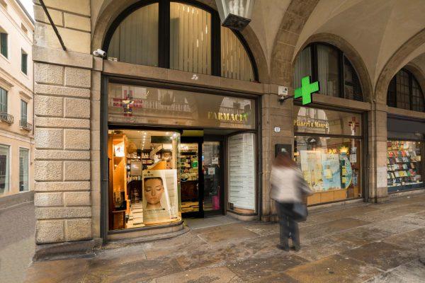 Farmacia Padova - Pianeri e Mauro 1545 - esterno 1