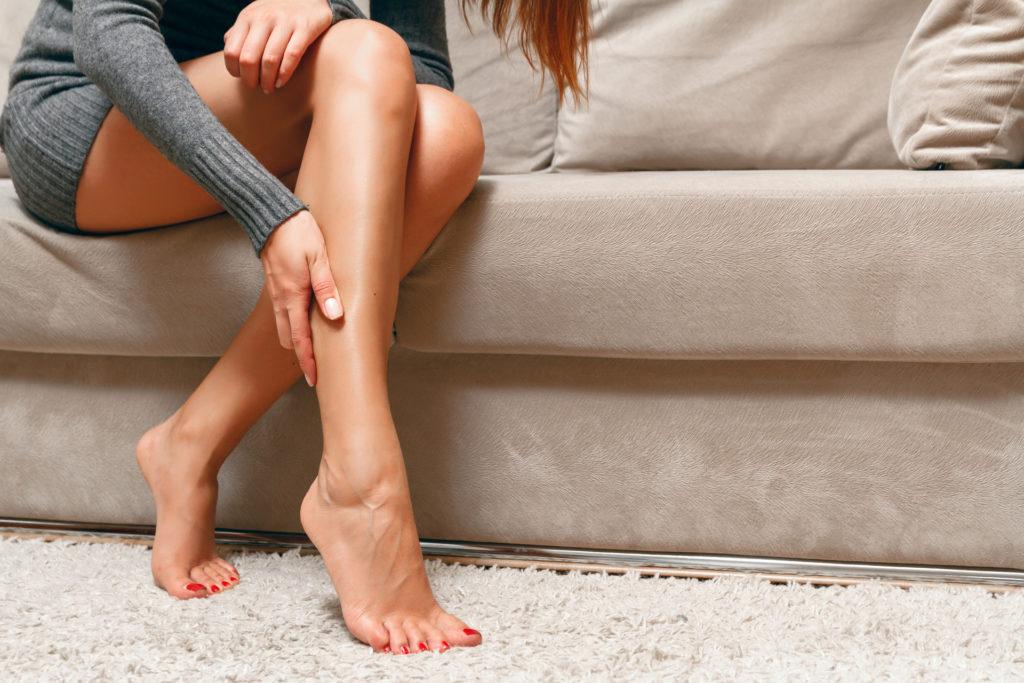 Insufficienza venosa gambe