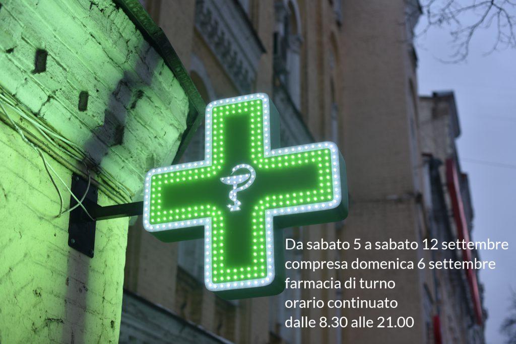 Farmacia di turno a Padova 2020